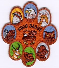 woodbadge critters - Google Search