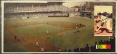 Ebbets Field brought back to life! (By Bill Darner)