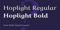 Hoplight font download