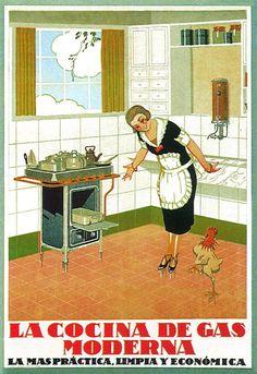 Recuerda conmigo: Publicidad 5 - 42 carteles Vintage Cards, Vintage Postcards, Retro Vintage, Vintage Stuff, Vintage Advertising Posters, Vintage Advertisements, Old Ads, Graphic Illustration, Pop Art