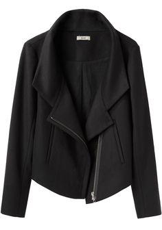 HELMUT / Vector Felt Stand Collar Jacket