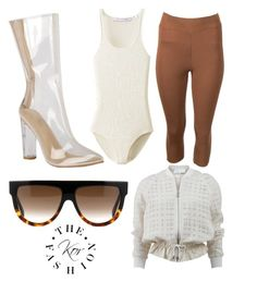 """""""Kim's go to"""" by kortaylor on Polyvore featuring Uniqlo, 3.1 Phillip Lim and CÉLINE"""