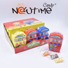 China New Vending Machine Toy Candy in Box, Find details about China Confectionery, Sweets from New Vending Machine Toy Candy in Box - Shantou Newtime Trading Co. Dinosaur Egg Toy, Egg Toys, Puzzle Toys, Vending Machine, Confectionery, Toy Chest, China, Candy, Box