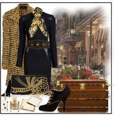 """Heart of Gold"" by jacque-reid on Polyvore"