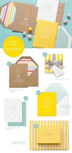 Easter Picks   Sugar Paper