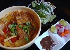 Fish Cake Noodle – Bún Chả Cá | Asia Dish