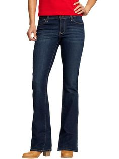 """Women's """"The Flirt"""" Boot-Cut Jeans from Old Navy"""