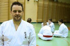 Piotr realizuje egzamin Karate, Sports, Hs Sports, Sport