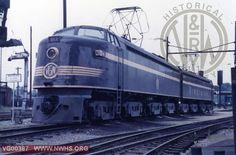 VGN EL-2B #127 at Roanoke