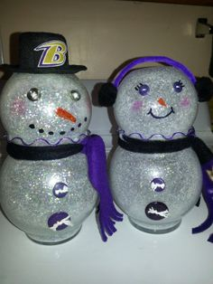 Team Snowpeople♥ Save when you purchase the couple Advent Calendar Activities, Ravens, Baltimore, Snow Globes, Captain Hat, Clever, Craft Projects, Spirit, Birds