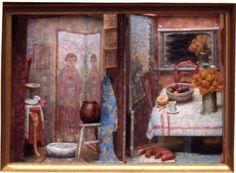 """Dollhouse for Pierre Bonnard"""