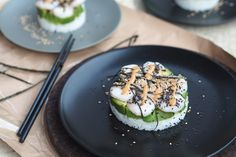 Kitchen And The City : SUSHI STACK