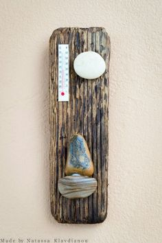FantaSea - Made by Natassa Klavdianou Driftwood Projects, Rock Crafts, Rock Art, Bottle Opener, Wall, Gifts, Cave Painting, Stone Crafts, Stone Art
