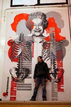 Orticanoodles | street art 2015, urban artists, street artists, wall murals, graffiti art