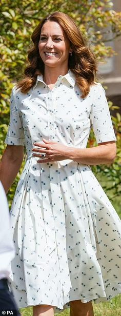 She's a real copy-Kate! Royal fan reveals how she recreates the Duchess of Cambridge's designer looks for as little as £30 by buying second hand on eBay or snapping up high street copies
