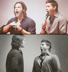 I think more than anything,I love how goofy they are