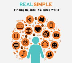 Finding Balance in a Wired World | Real Simple: In a joint poll, Real Simple and The Huffington Post asked 3,583 women how smartphones and social media affect their lives. (Most participants were over the age of 30, and about half have children.) Here's what we learned.