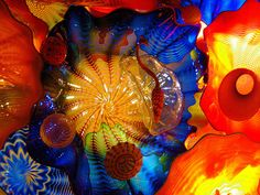Persian Ceiling - Dale Chihuly