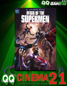 Nonton Online Movie Cinema 21 : Reign of The Supermen Dengan Subtittle Indonesia Adalah Situs Nonton Film Online. Dramas Online, Movies Online, Cinema 21, Rebecca Romijn, Reign, Netflix, Comic Books, Comics, Youtube