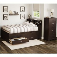 South Shore Back Bay 3 Piece Full Captains Bedroom Set in Chocolate South Shore http://www.amazon.com/dp/B00ETUDQP8/ref=cm_sw_r_pi_dp_dVx6vb1HFWNDD