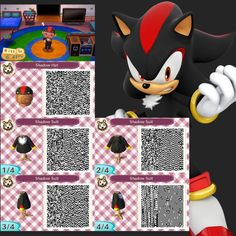 master ball QR code | here are some QR codes that you can use to dress up in shadow