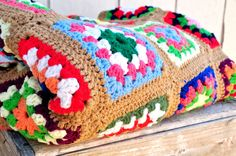 pretty. little. world.: Want It Now: Vintage Afghans