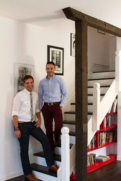 *****Chris & Damian's Updated 1898 Echo Park Home House Tour