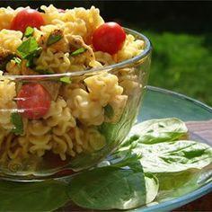 Sesame Chicken Pasta Salad - Allrecipes.com