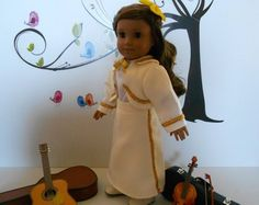 Mariachi charra suit traje pearl ivory or black gabardine with gold trim for American Girl doll 18 in handmade Line Jackets, American Girl, Cold Shoulder Dress, Dress Up, Ivory, Bows, Pearls, Suits, Etsy
