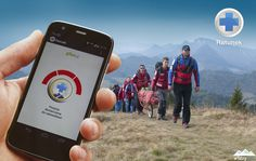Aplikacja do wzywania TOPR-u w Tatrach