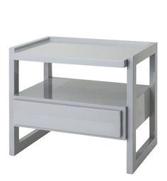 Hudson Night Stand, gloss laquer 28W 20D 25H