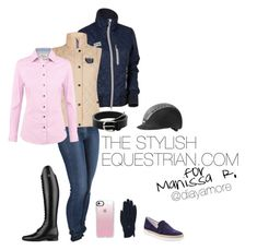 """""""Special Edition: The stylish equestrian for Manissa R."""" by rachel-reunis on Polyvore featuring Primus, Candela, Roeckl, DUBARRY, MANGO, Tod's and Casetify"""
