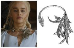 Wear Dany's Dragon Jewelry From 'Game Of Thrones'