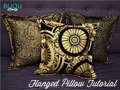 Bijou Lovely: Flanged Pillow Tutorial.