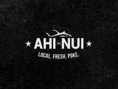 AHIxNUI / Logo #2 by Thomas Habr