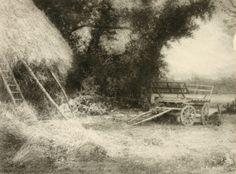 Herbert Yowell Summons - Tranquility, 1925