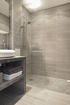 Bathroom decor for your master bathroom renovation. Learn master bathroom organization, master bathroom decor a few ideas, master bathroom tile tips, bathroom paint colors, and more. Wet Rooms, Bathroom Renos, Bathroom Renovations, Bathroom Makeovers, Bathroom Cost, Bathroom Flooring, Bathroom Small, Bathroom Marble, Bathroom Gray