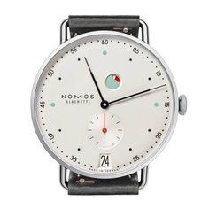 Mark Braun introduces slow design to luxury watch brand  Nomos Galshuette