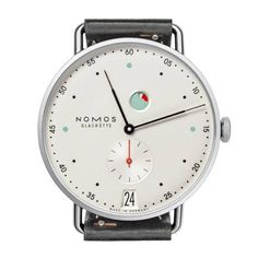 Mark Braun introduces slow design to luxury watch brand  Nomos Galshuette