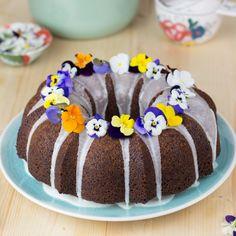 Objetivo: Cupcake Perfecto.: Bundt cake de jengibre, limón y melaza