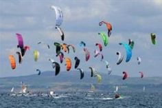 Learn to kitesurf with Hooked Kitesurfing, based at their centre on Duncannon beach in County Wexford. Ireland Beach, Ireland Travel, Great White Attack, Beach Village, Surfing Photos, Magical Home, Erin Go Bragh, Republic Of Ireland, Big Waves