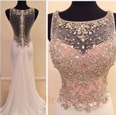 Cap Sleeves Long Prom Dresses,Beaded Mermaid Evening Dresses,Prom Gown http://www.bonanza.com/listings/Cap-Sleeves-Long-Prom-Dresses-Beaded-Mermaid-Evening-Dresses-Prom-Gown/313866835