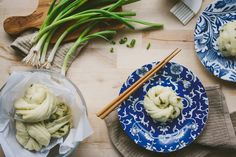 Betty Hua Juan Scallion Buns -1