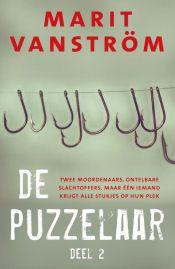Marit Vanström - De Puzzelaar 2 Cover, Books, Libros, Book, Book Illustrations, Libri