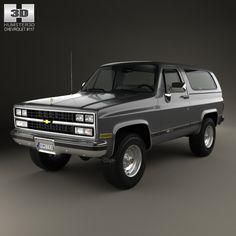 Chevy K5 Blazer For Sale 1988 Chevrolet Blazer K5 for