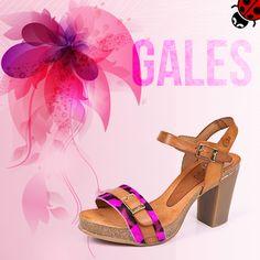 Atrévete a subirte a los #tacones de la colección Gales Comodidad y estilo no tienen por qué ir separados Fashion, Shoe Collection, Shoes Sandals, Wales, Spring Summer 2015, Heels, Women, Style, Moda