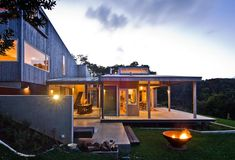 Leigh House | Tennent Brown Architects