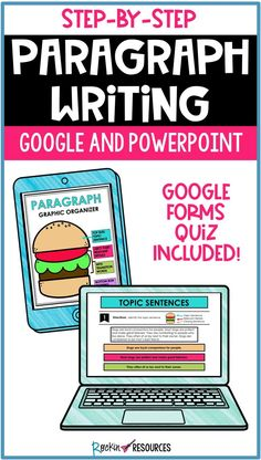 Paragraph Writing | How to Write a Paragraph | Google | PowerPoint