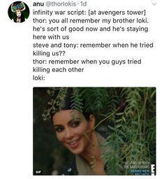 Shots fired! #infinitywartrailer #captainamericacivilwar #ThorRagnarok