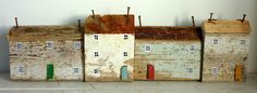 driftwood houses   Kirsty Elson